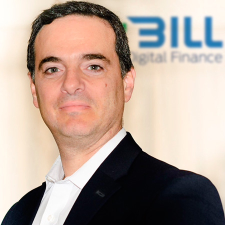 Hernan Visconti CEO & Founder de BILL Digital Finance